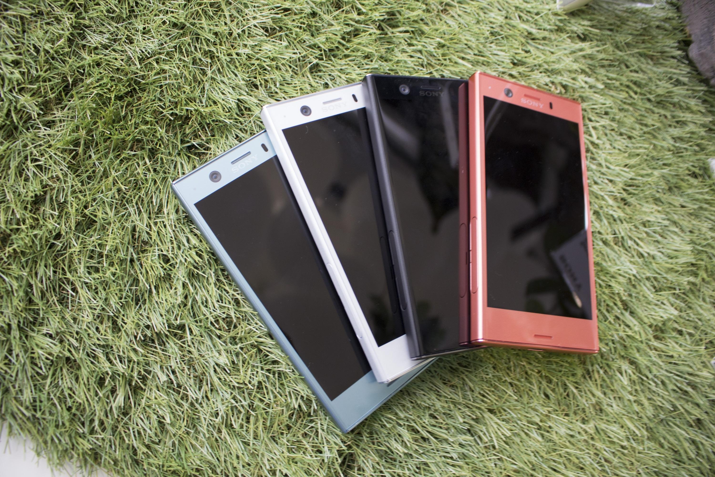 Photo of Sony stellt Xperia XZ1 und XZ1 Compact vor