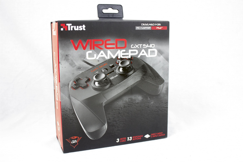 Photo of Trust GXT 540 Gamepad im Test – Habt ihr noch eine PS3?