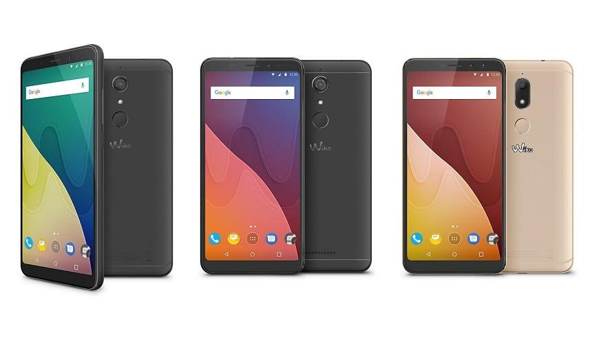 Bild von IFA: Wiko stellt neue Smartphones Wiko View, View XL und View Prime vor