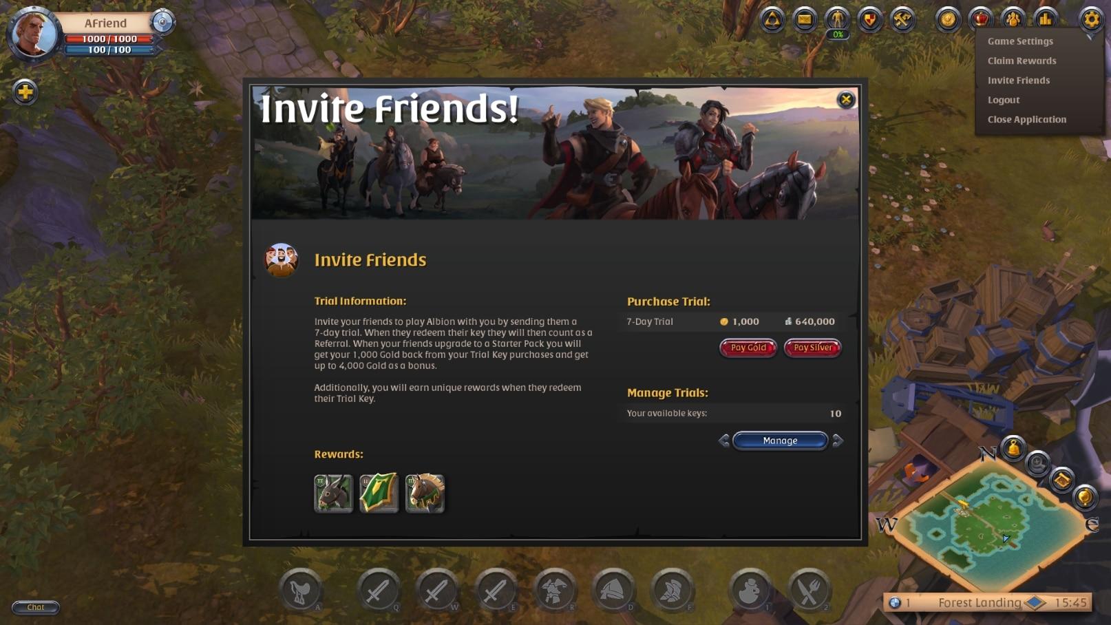 """Photo of Albion Online startet """"Invite a Friend""""-Programm"""