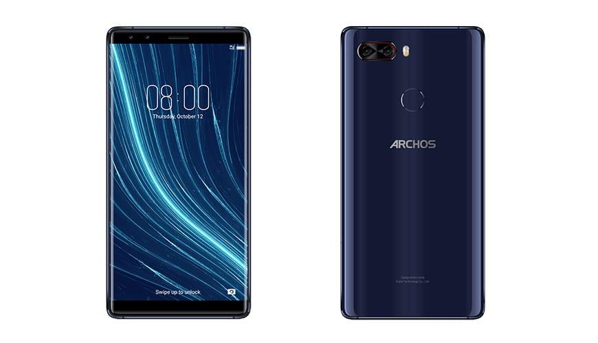 Bild von Diamond Omega: Preisgünstiges Highend-Smartphone von ARCHOS