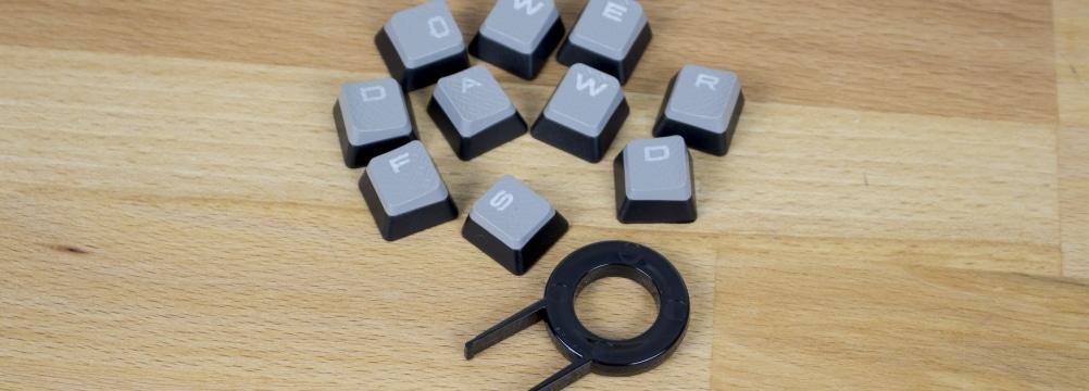 Corsair K70 Lux RGB FPS- & MOBA-Keycaps