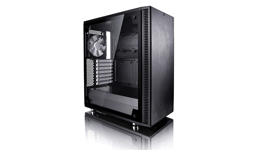 Photo of Fractal Design Define C Tempered Glass Case Review