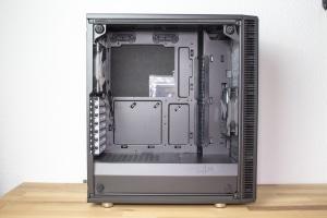 Fractal Design Define C Tempered Glass Gehäuse ohne Hardware