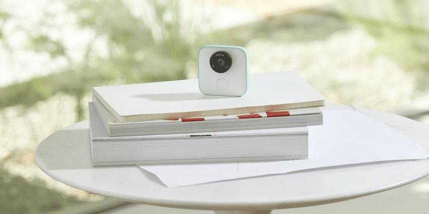 Bild von Google Clips: Überwachungskamera für besondere Augenblicke im Alltag