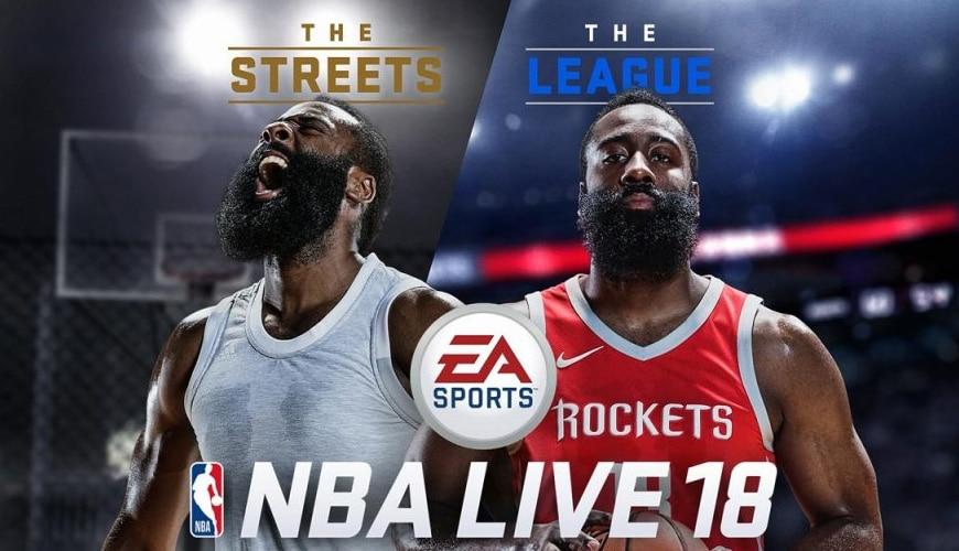 """Bild von """"NBA Live 18"""" im Test – Alles auf Anfang?"""