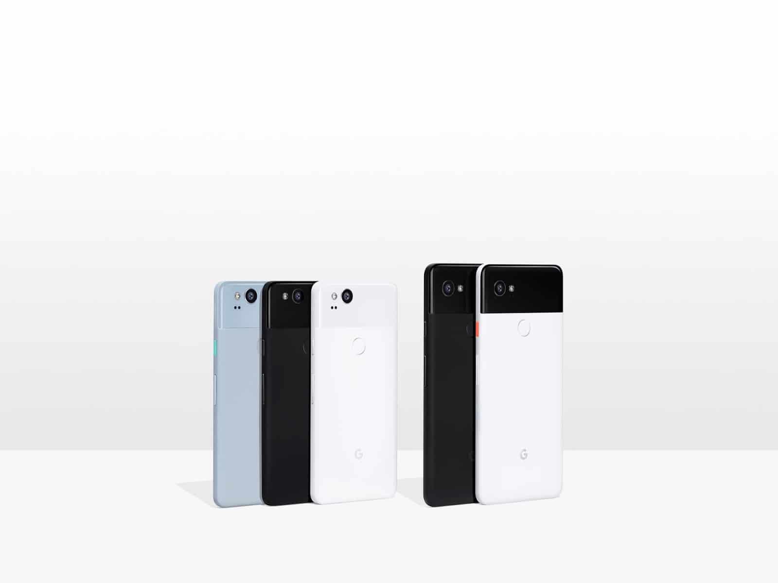 Photo of Neue Smartphones von Google: Pixel 2 und Pixel 2 XL