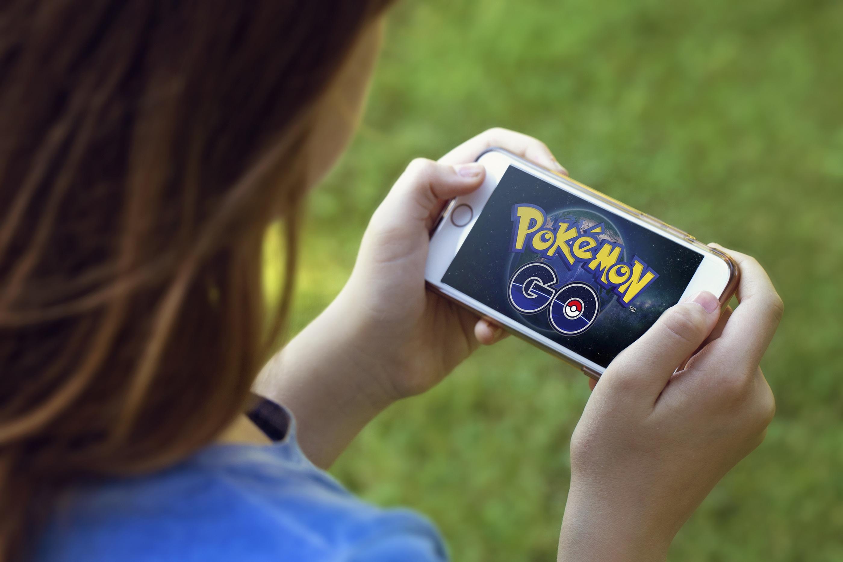 pokemon go trainieren