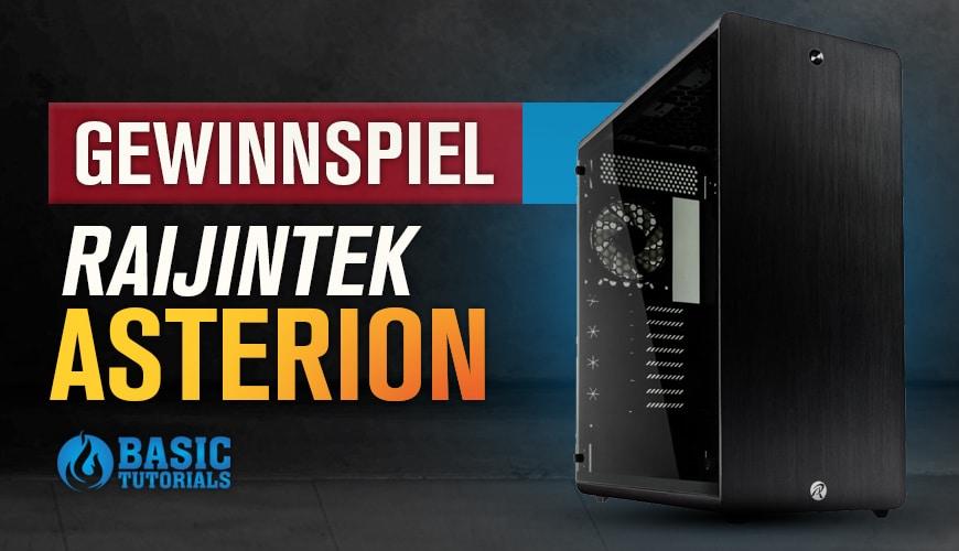 Photo of Gewinnspiel: Raijintek Asterion Midi-Tower für deine Highend-Hardware