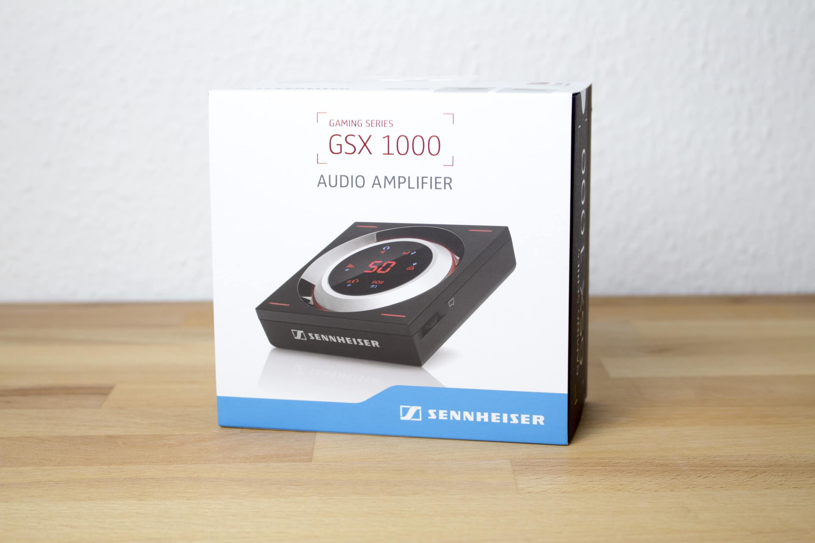 Photo of Sennheiser GSX 1000 Review: A Brilliant Gaming Audio Amplifier