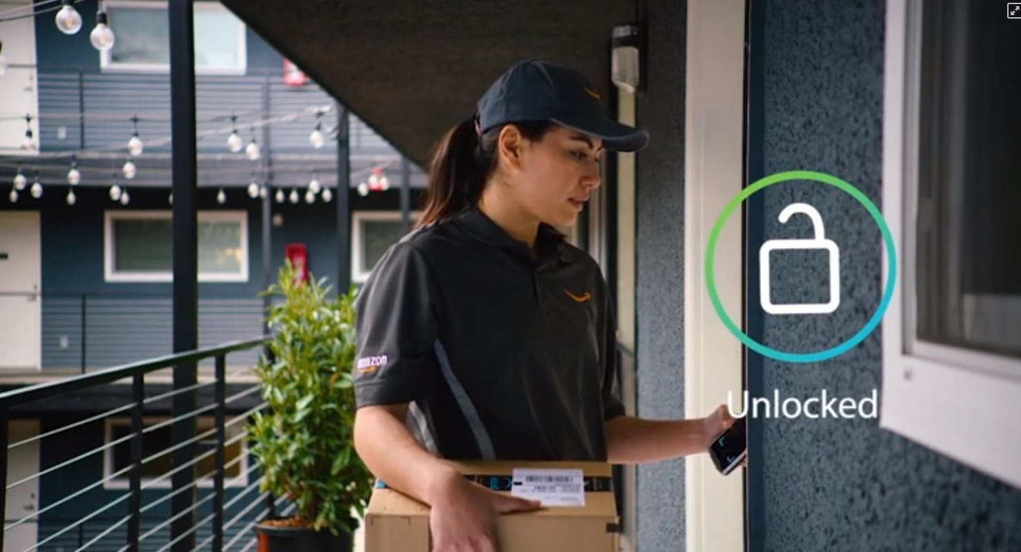 Photo of Amazon Key: Der Schlüssel für die Paketboten von Amazon