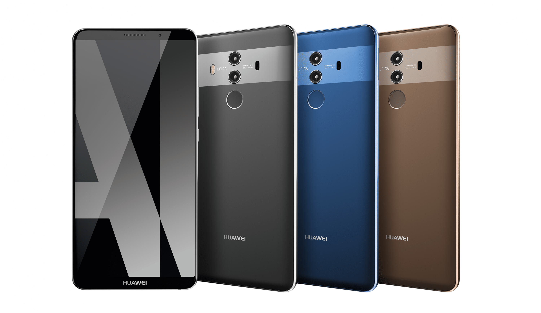 Bild von Huawei Mate 10 Pro: Huawei stellt neues Smartphone mit KI-Prozessor vor