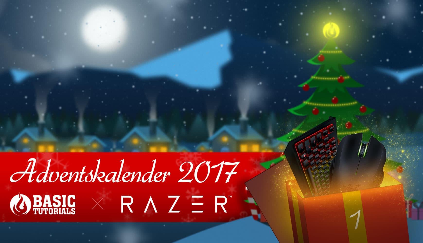 Photo of Adventskalender Türchen 1: Razer Orochi & BlackWidow Chroma V2 TE