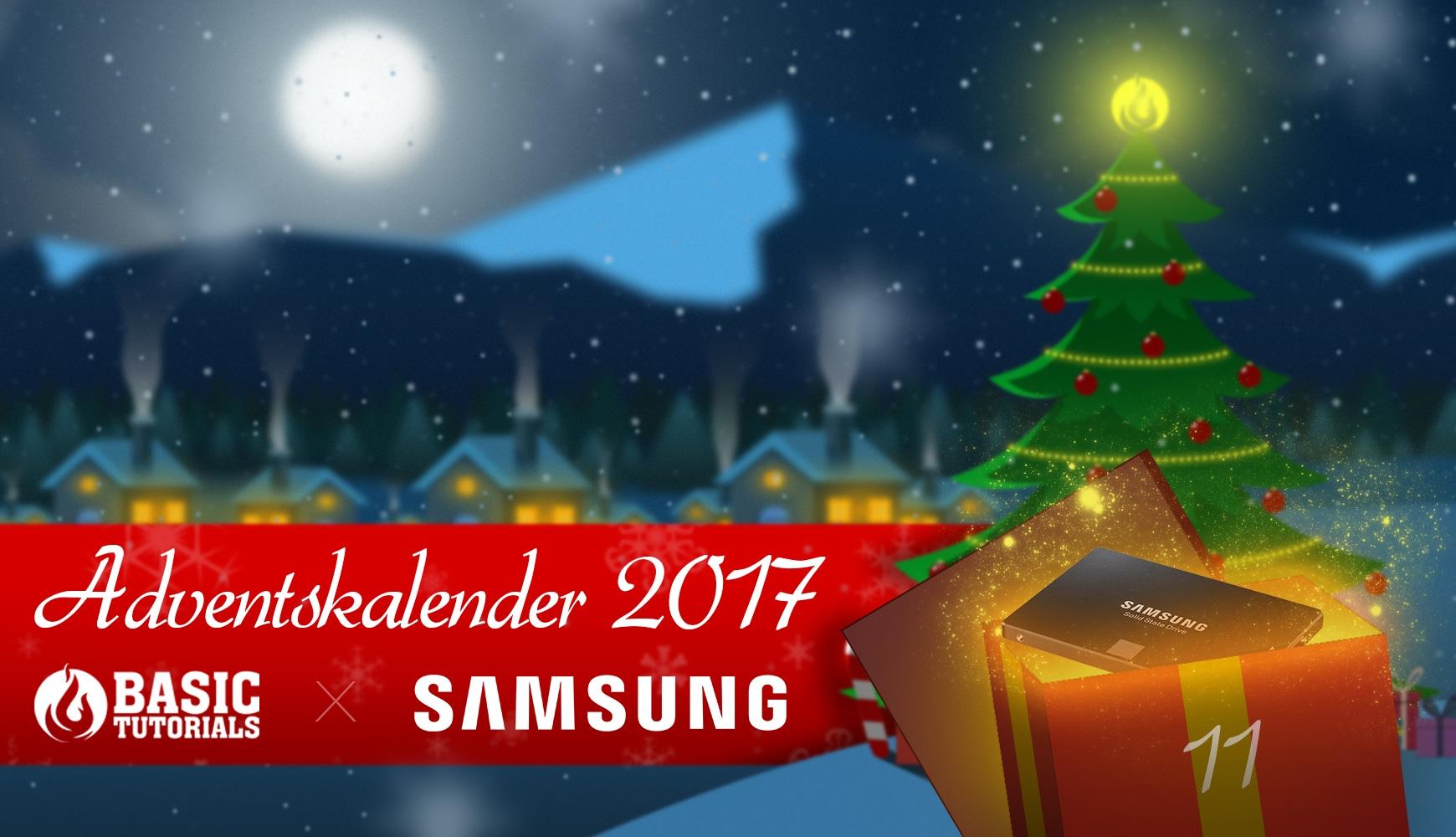 Photo of Adventskalender Türchen 11: Samsung 850 EVO 250 GB SSD