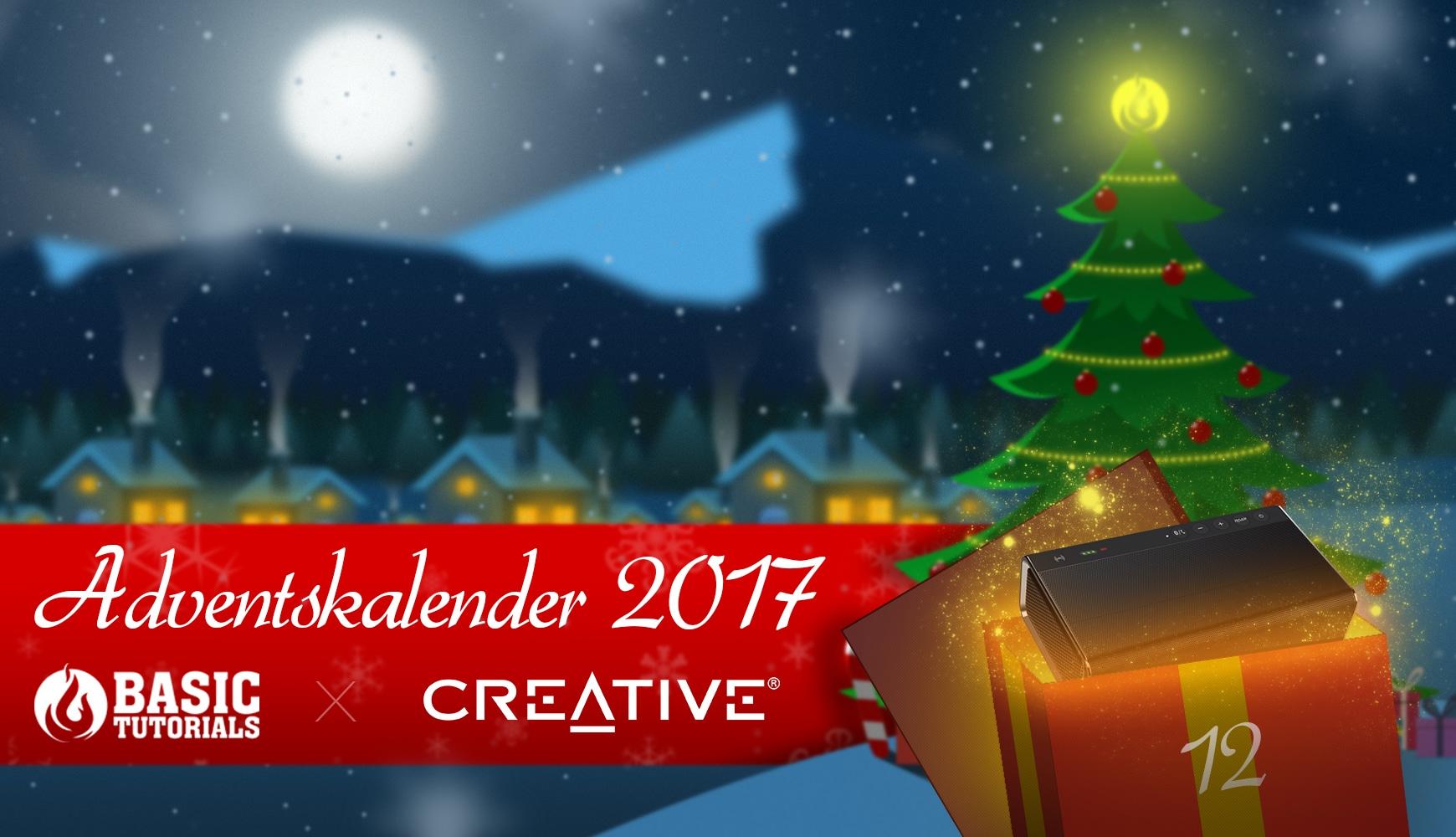 Photo of Adventskalender Türchen 12: Creative Sound Blaster Roar Pro