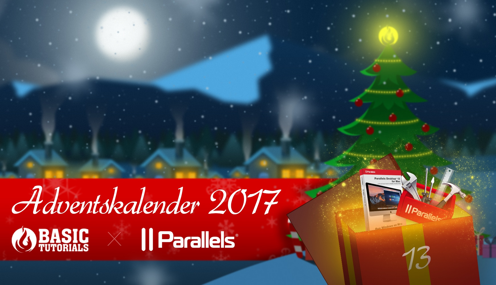 Photo of Adventskalender Türchen 13: Parallels Desktop 13 Pro & Toolbox