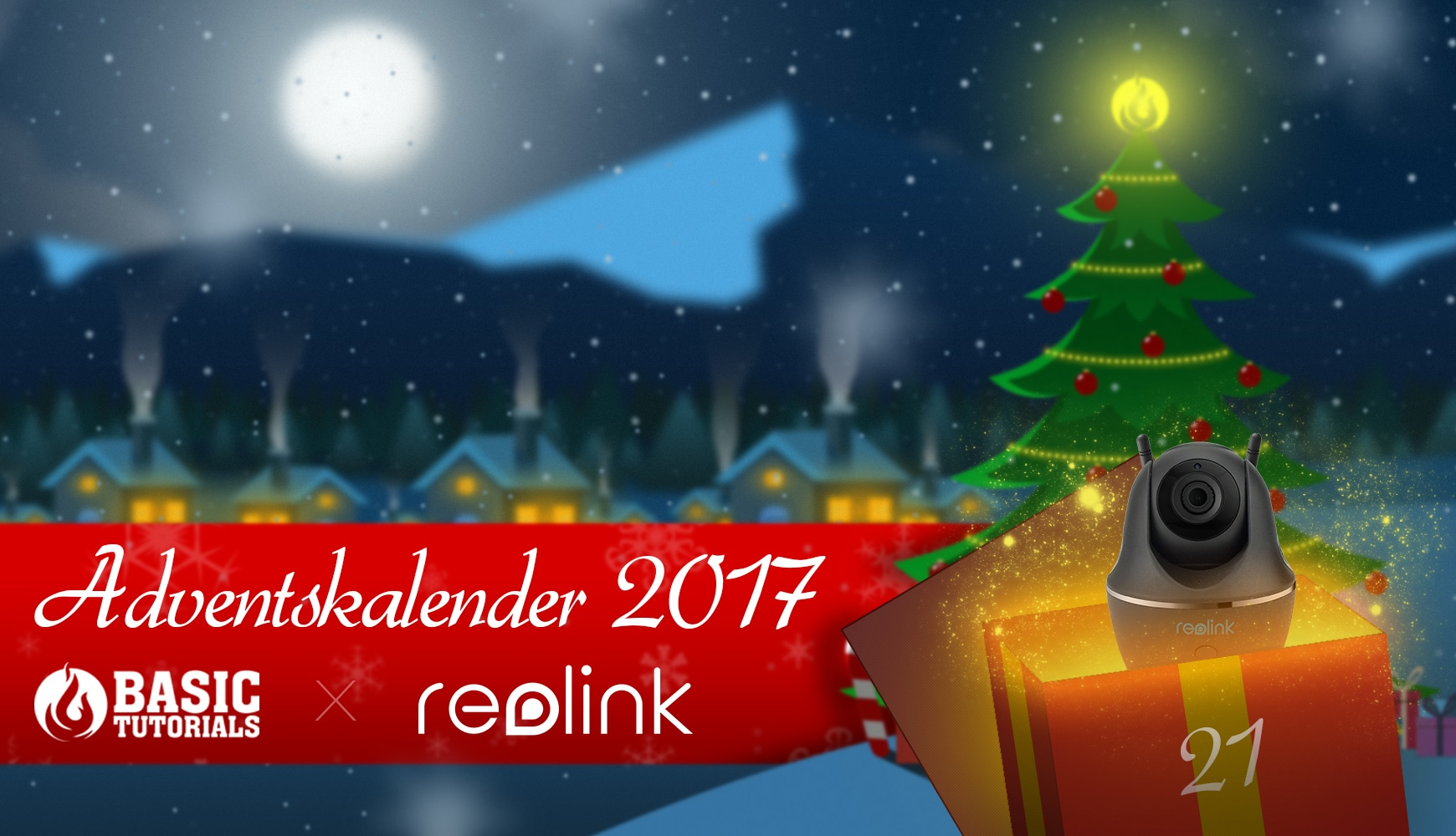 Photo of Adventskalender Türchen 21: Reolink C1 Pro