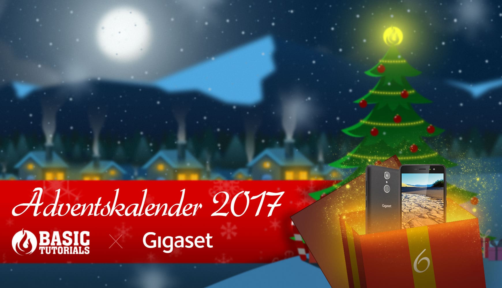 Photo of Adventskalender Türchen 6: Gigaset GS170