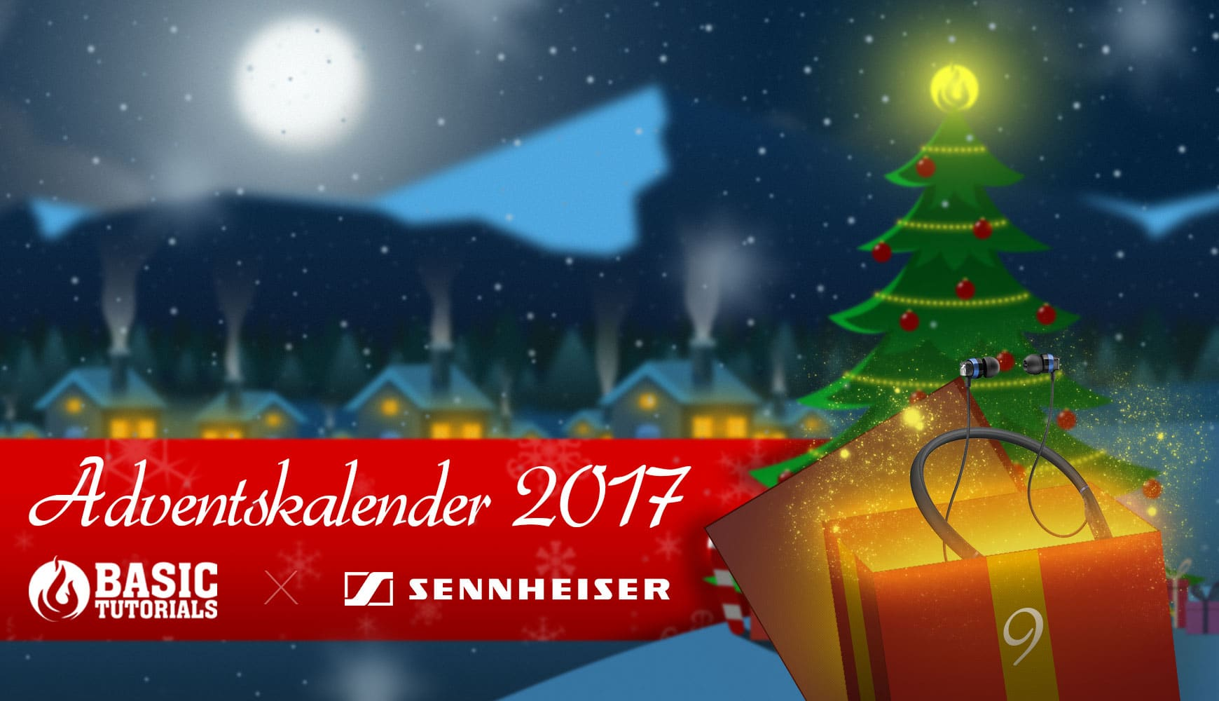 Bild von Adventskalender Türchen 9: Sennheiser CX 7.00BT
