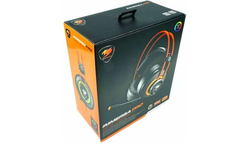 Photo of Cougar Immersa Pro Gaming Headset Review