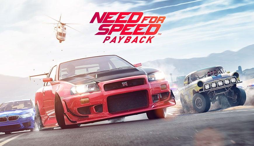 """Photo of """"Need for Speed Payback"""" Test: Volle Kraft voraus? Leider nicht ganz!"""