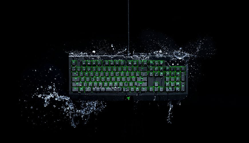 Photo of Razer BlackWidow Ultimate: Wasser- und staubdichte Gaming-Tastatur