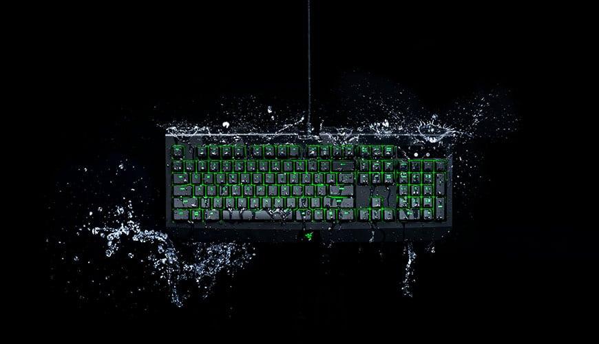 Photo of Razer BlackWidow Ultimate: Wasser- und staubdichte Gaming-Tastatur