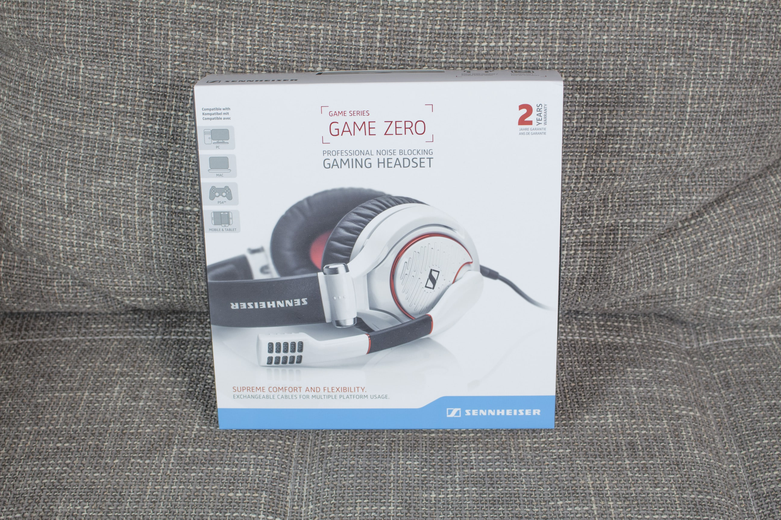 Photo of Gaming Headset by Sennheiser: Game Zero Review