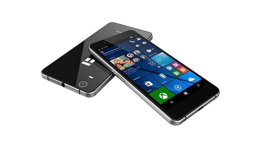 Bild von Trekstor Winphone LTE 5.0 als Indiegogo-Kampagne gestartet