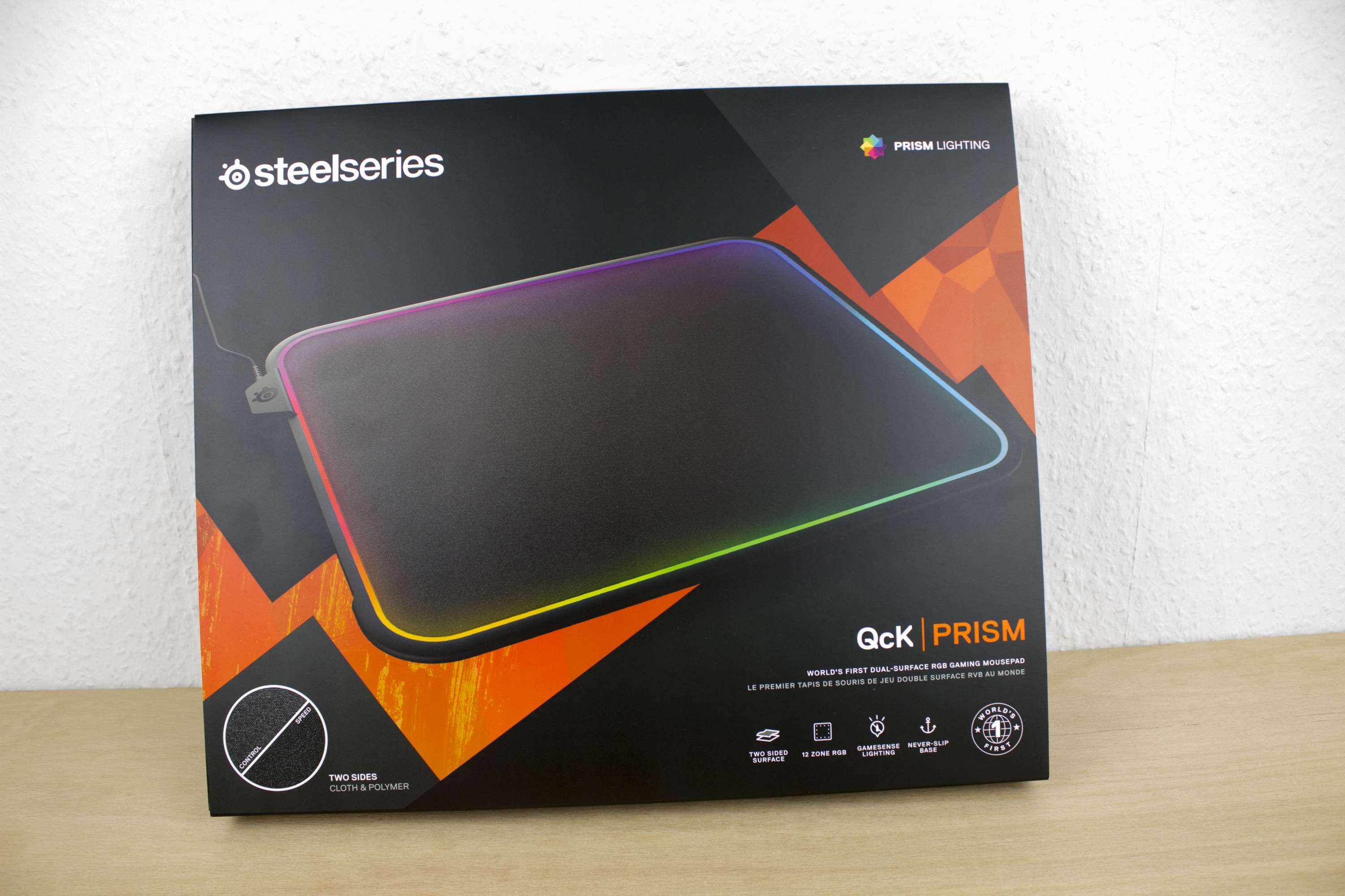 Photo of SteelSeries Qck Prism – Das beleuchtete Mauspad im Test