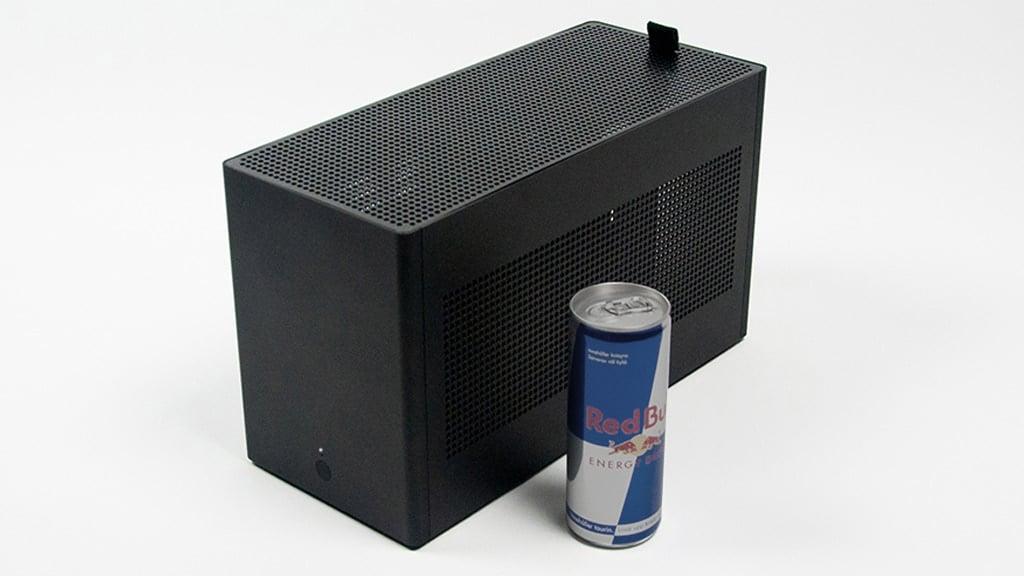 Photo of LOUQE Ghost S1 MkII: Winziges, modulares Gehäuse – auch für Gamer!