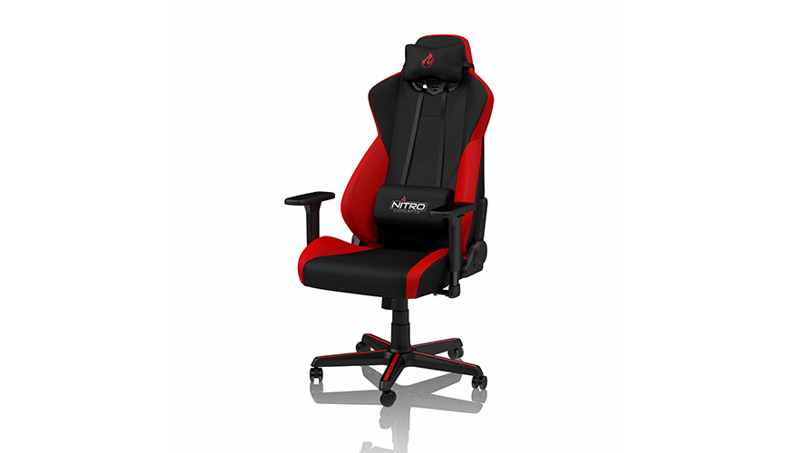Photo of Review: S300 Gaming-Chair – the Top Model from Nitro Concepts