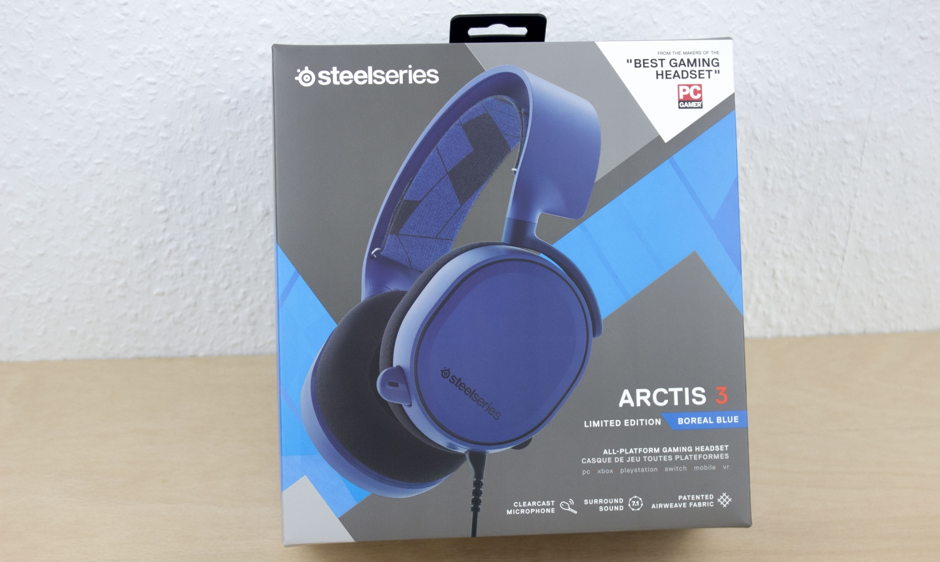 Photo of Review: SteelSeries Arctis 3 – A Premium Headset?
