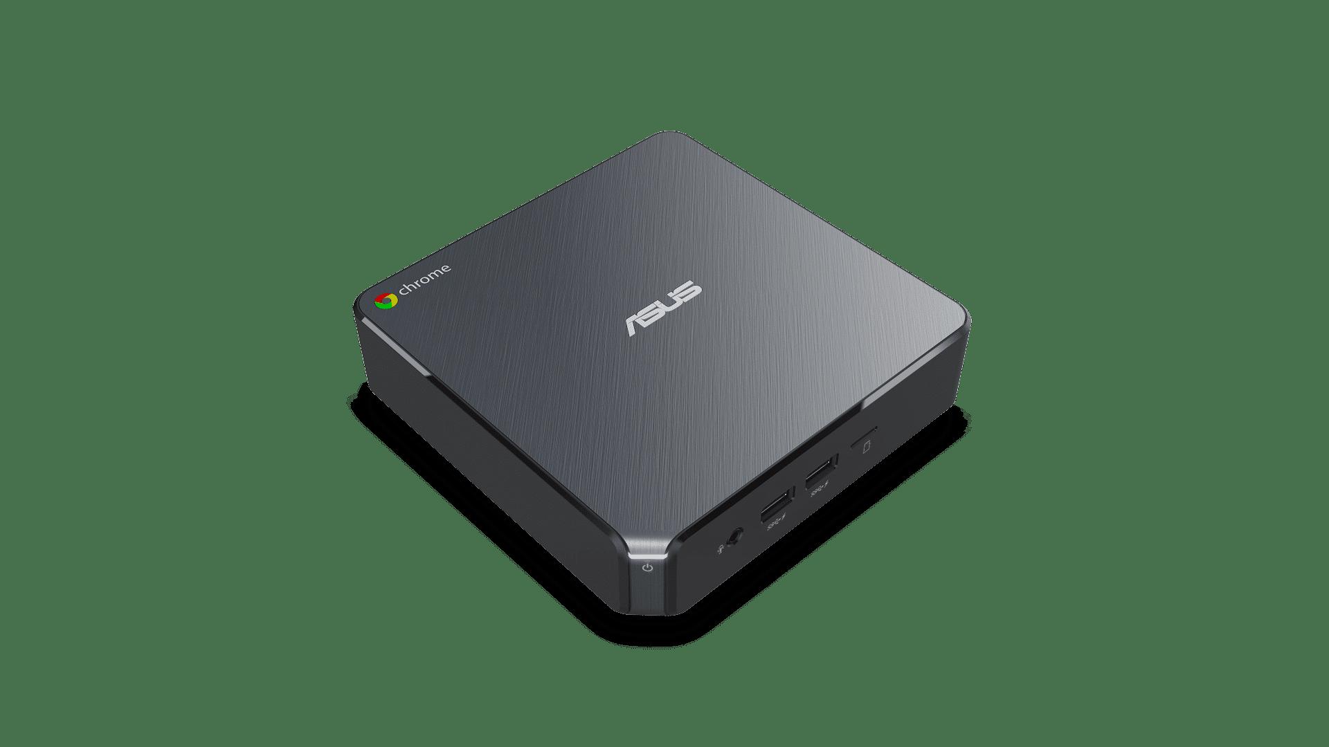 Bild von CES 2018: Asus Chromebox 3 nun mit USB-C