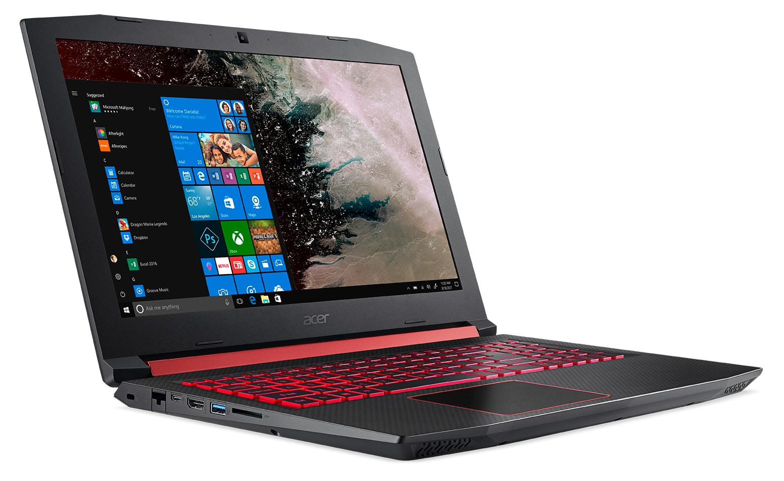 """Photo of Acer Nitro 5 Gaming-Notebook mit AMDs """"Ryzen Prozessor"""""""