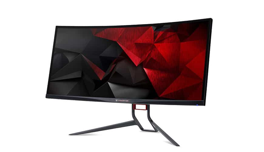 Photo of Acer Predator X34P: Stark gekrümmter Gaming-Monitor zur CES