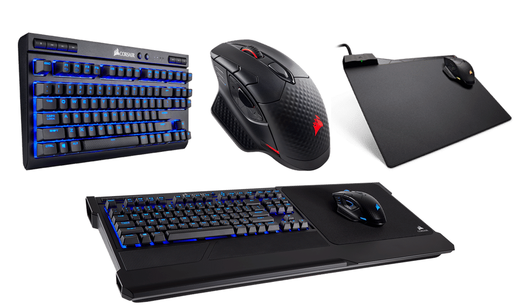 Bild von CES 2018: Neue, kabellose Gaming-Periepherie von Corsair