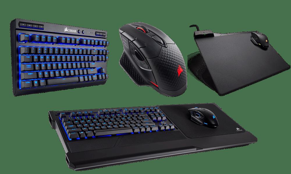 Photo of CES 2018: Neue, kabellose Gaming-Periepherie von Corsair