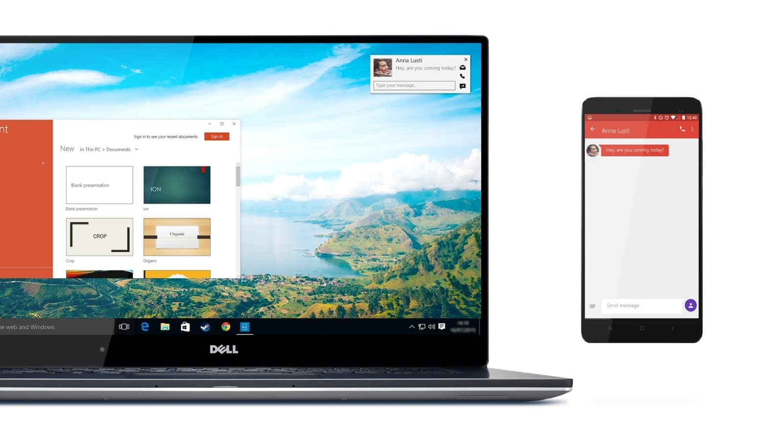 Bild von Dell Mobile Connect: Screen Mirroring vom Smartphone auf den PC