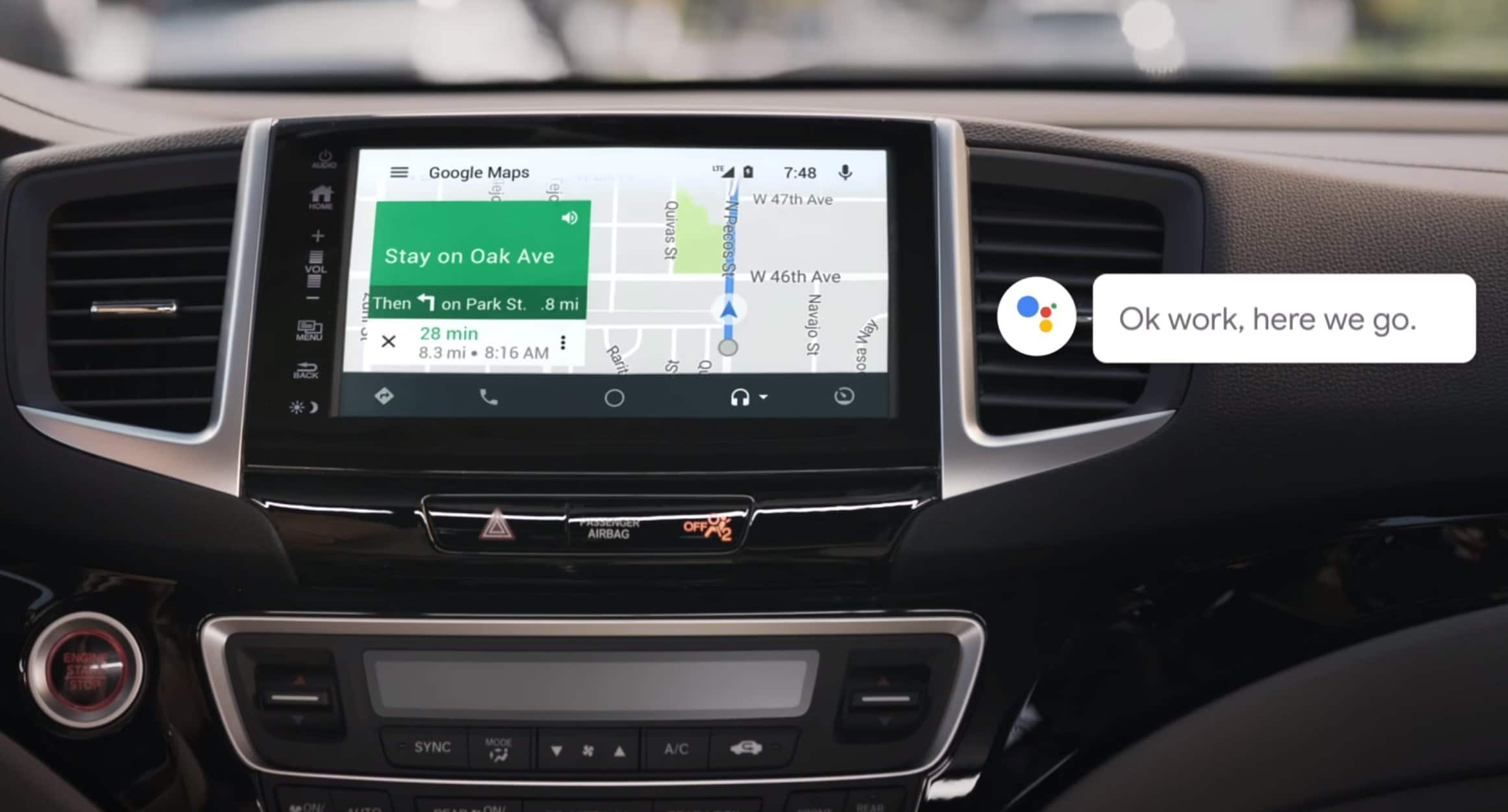 Photo of Google Assistant betritt das Auto