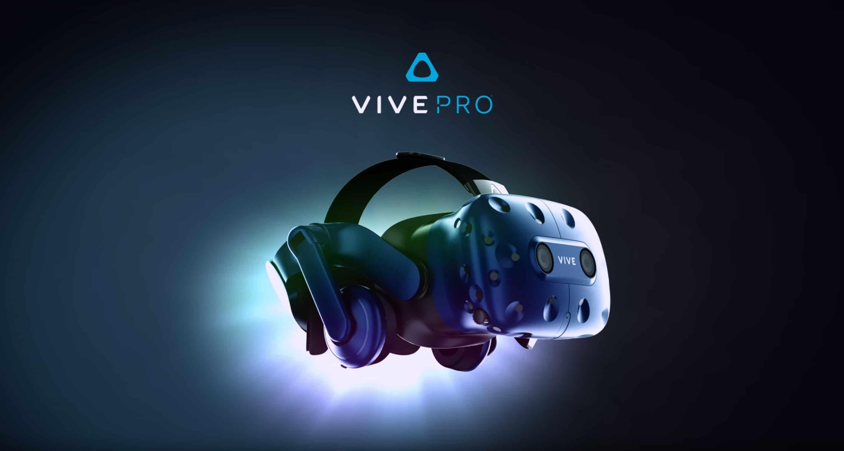 Photo of CES 2018: HTC Vive Pro mit höherer Auflösung und mehr vorgestellt