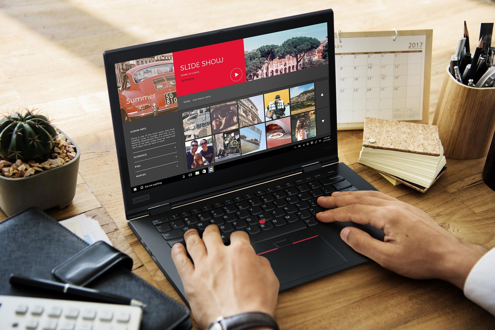 Bild von CES 2018: Lenovo präsentiert Neuauflagen des ThinkPad X1 Yoga & Tablet