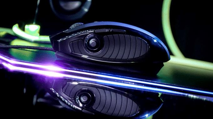 Photo of Lexip – Eine Gaming-Maus mit Neigungsfunktion & Joystick