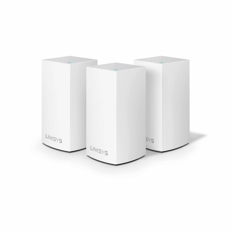Bild von Linksys Velop: Mesh-Router als Dual-Band-Version vorgestellt