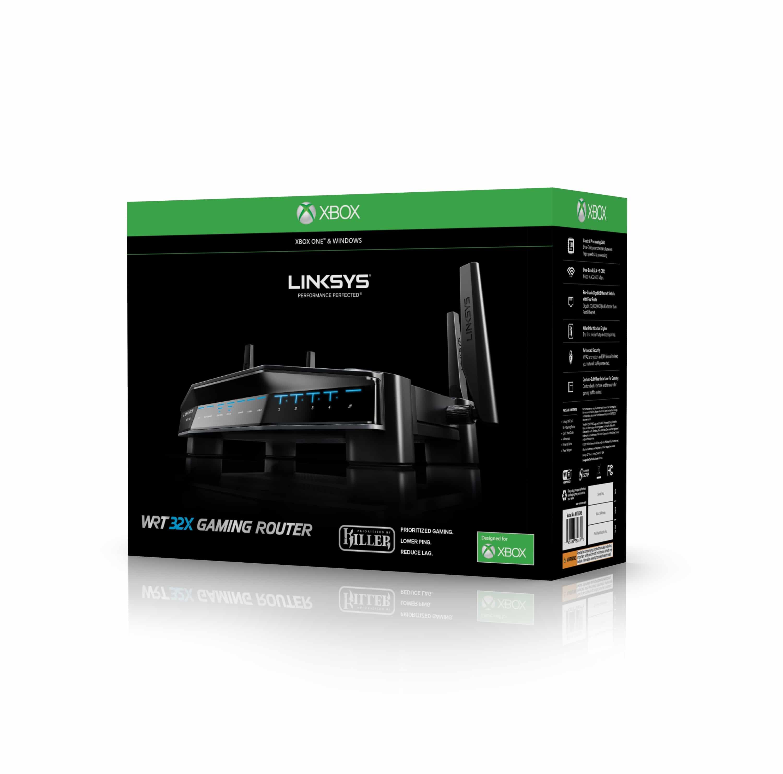 Bild von Linksys WRT32XB: Ein Router speziell für die Xbox