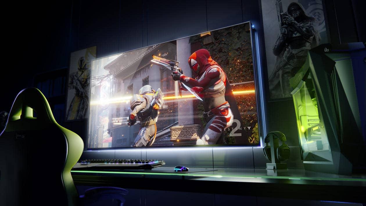 Bild von Nvidia BFGD: 65-Zoll-Monitore mit G-Sync, 120 Hz und mehr
