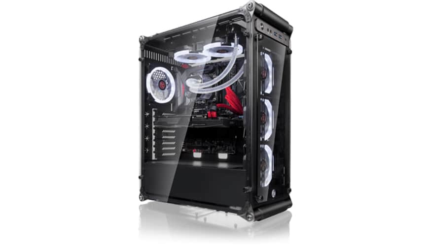Photo of Raijintek Coeus Evo – gläserner Midi-Tower mit USB-Typ-C