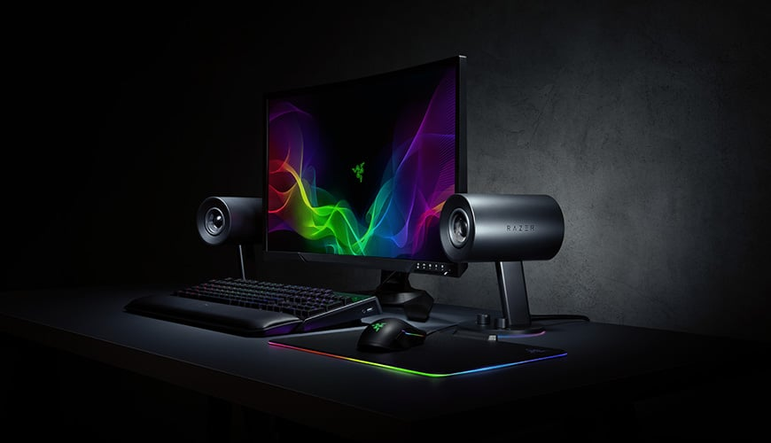 "Photo of CES 2018: Razer präsentiert Soundsystem ""Nommo"""