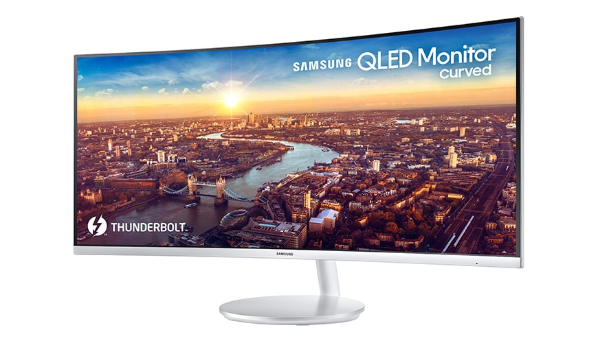 Photo of Samsung C34J791: 34-Zoll-Curved-Monitor mit Thunderbolt 3 vorgestellt