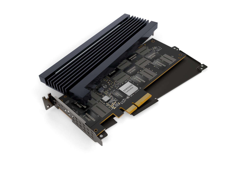 Bild von Samsung SZ985: Neue Enterprise-SSD als Optane-Konkurrent